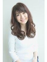 ヘアーメイク リアン 新田辺店(Hair Make REAN)◆REAN 京田辺/新田辺◆毛先カールのゆるふわロング