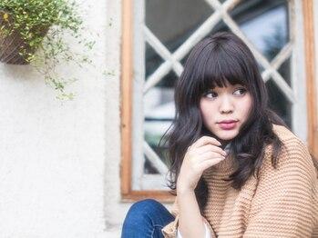 ファーストクラス 宝木店の写真/6種類のハーブエキスを配合したオーガニックのカラー剤を使用。ずっとキレイな髪でいたい大人女性に―♪