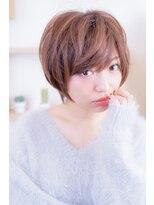 グラスヘア(Grous hair)【Grous hair 錦糸町】☆愛されピュアショート♪ 2