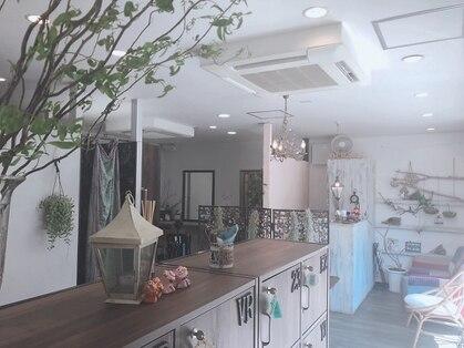 サロン ド オチャリ 長命ヶ丘店(salon de OCHARI)の写真