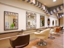 オズギュルヘア(Ozgur hair)の雰囲気(従来の美容室の形態にとらわれない自由な発想で新スタイルを☆)
