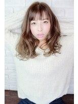 ヘアーアンドリラックス スウィート(Hair&Relax SWEET)フェミニンウェーブ/SWEET/上村知美