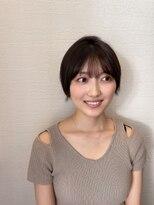 カインド 南青山(hair&make up KIND)大人カジュアルショートヘア