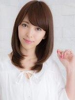 ヘアサロン ナノ(hair salon nano)☆自然な内巻き☆ナチュラルストレート☆