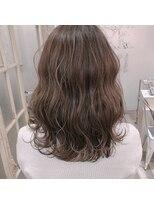 ガーデンヘアー(Garden hair)[松岡]ハイライトミルクティー