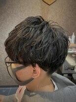 ネオヘアー 京成曳舟店(NEO Hair)スパイラルマッシュ☆【スパイラルパーマ】