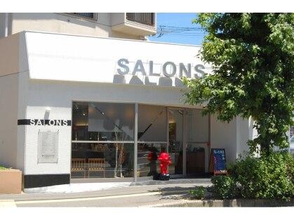 サロンズヘアー 府中店(SALONS HAIR)の写真