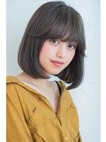 ミンクス 原宿店(MINX)【MINX近藤】ローライトのこなれボブ