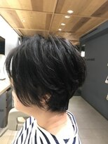 ビスヘアアンドメイク(BIS hair&make)立体的なレイヤー