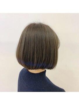 ネオヘアー 曳舟店(NEO Hair)ショートボブ(曳舟)
