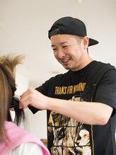 ヘアーメイク マリーシュッド(hair make MAREE SUD)志々目 全洋