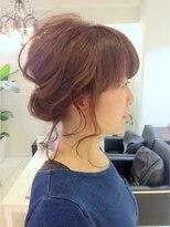 ベイジヘアークチュール(BEIGE hair couture)ゆるふわアレンジ