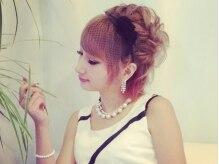 ヘアデザイン ミネルヴァ 心斎橋店(Hair Design MINERVA)の雰囲気(ヘアセットならMINERVAにお任せ♪)