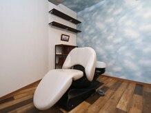 ヘアランド オズ(hair land Oz)の雰囲気(個室シャンプー台でリラックス☆リアシャンプーの個室もあり。)