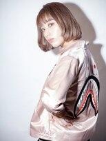 ゼロニイロク(026)《026style》外国人風ミニマムボブアッシュ【中村祥雄】