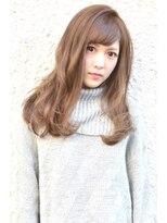 ヘアーサロン エール 原宿(hair salon ailes)(ailes原宿)style231 スポンテニアス☆ヌードベージュ