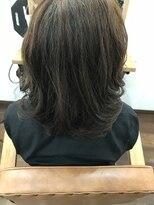 ヘアー チクタク(Hair Ciku-taku)ゆる巻スタイル