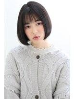 エアーオオサカ(air-OSAKA)【air-OSAKA】山本莉子 丸みボブ
