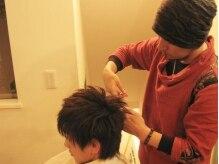 ウノ ヘアーアンドボディセラピー(uno hair&body therapy)の雰囲気(来店回数でランクがあがりどんどん料金が安く。4000円にまで!)