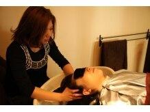 ヘアーリゾート 草流 中村橋店(Hair Resort)の雰囲気(ヘッドスパメニューも人気。気持ち良くて思わずウトウト…☆)