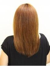 ヘアーメデュー(Hair medu)自然なストレート