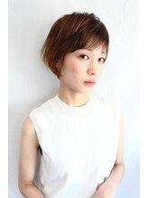 ライズヘアーブランド 宝塚中山店(RISE HAIR BRAND)ナチュラルショートボブ☆