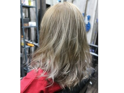 フェイスヘアーデザイン(Faith Hair Design)の写真