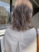 ヘアーアイスカルテット(HAIR ICI QUARTET)シアーベージュ 透け感カラー