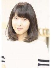 キタドコ(kitadoko Personal Hair Stylist Group)☆清楚な柔らカールボブ☆