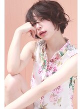 ラフィス ヘアーピュール 梅田茶屋町店(La fith hair pur)【Lafith】大人女子必見☆ラフウェーブボブスタイル