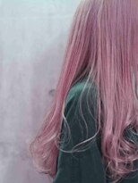 グリット ヘアプラスフォト(grit HAIR+PHOTO)【grit.】YOHEI WORKS(シャーベットピンク)