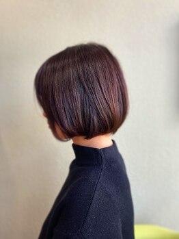 ライフヘアデザイン(Life hair design)の写真/【毎日頑張る自分へご褒美!】日頃の疲れを癒しながら美髪へ導くヘアエステ。内側から健康的なツヤ髪に♪