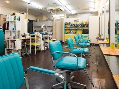 エムアンドピーエス 美容室M&Ps 練馬店 画像
