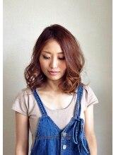 ヘアメイク たま(hair make)セクシーカール