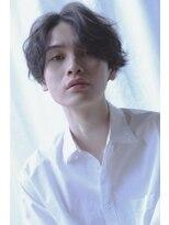 リップスヘアー 銀座(LIPPS hair)ラフ雰囲気マッシュ