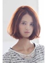 モッズ ヘア 横浜西口店(mod's hair)ワンカールボブ【ANGELE 2013-14 A/W】