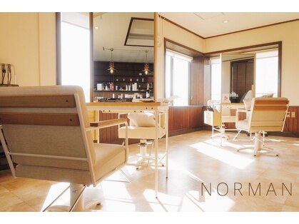 NORMAN【ノーマン】