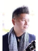アフロート ショウナン(AFLOAT SHONAN)40代からのジェントルヘア【藤原】