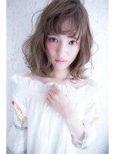 ヘアーメイク ブランニュー 東生駒店(hair make Brand new)【Brand new】シルキーマーメイドアッシュ