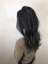 【CREAR 恵比寿/代官山】黒髪×ハイライト