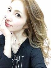 バウンド(BOUND)人気No.1♪艶感アップ★カット+イルミナカラー¥7560 歌舞伎町