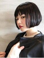 ヘアアンドヒーリング クローバー(Hair&Healing Clover)フレンチボブ