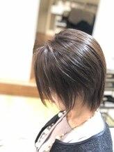 アスピリーフ(ASPILEAF)【ASPILEAF】モテ髪ショート