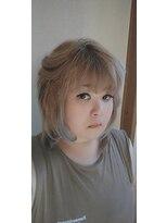 【very-very美容室】ダsiomiダブルカラー+ヘアーマニキュア