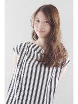モッズ ヘア 二子玉川店(mod's hair)カーリーロングヘア【LIND SAY 2010 S/S】
