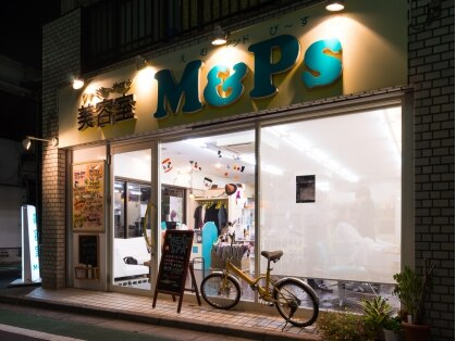 エムアンドピース 練馬店(M&Ps)の写真