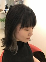 《R+》インナー☆ホワイトシルバー