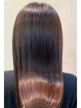 ガーデニア(Gardenia)の写真/美髪エステや艶髪ケア商品取扱いあり◎ダメージにお悩みの方是非試しください☆