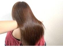 ヘアクリエイト ピアル(Hair Create Piar)の雰囲気(艶髪をつくる徹底したカウンセリングと施術でお手入れラクラク。)