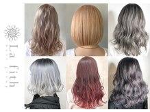 ラフィスヘアー ファン 池袋店(La fith hair fun)